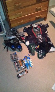Gear Ready for 5 Dams
